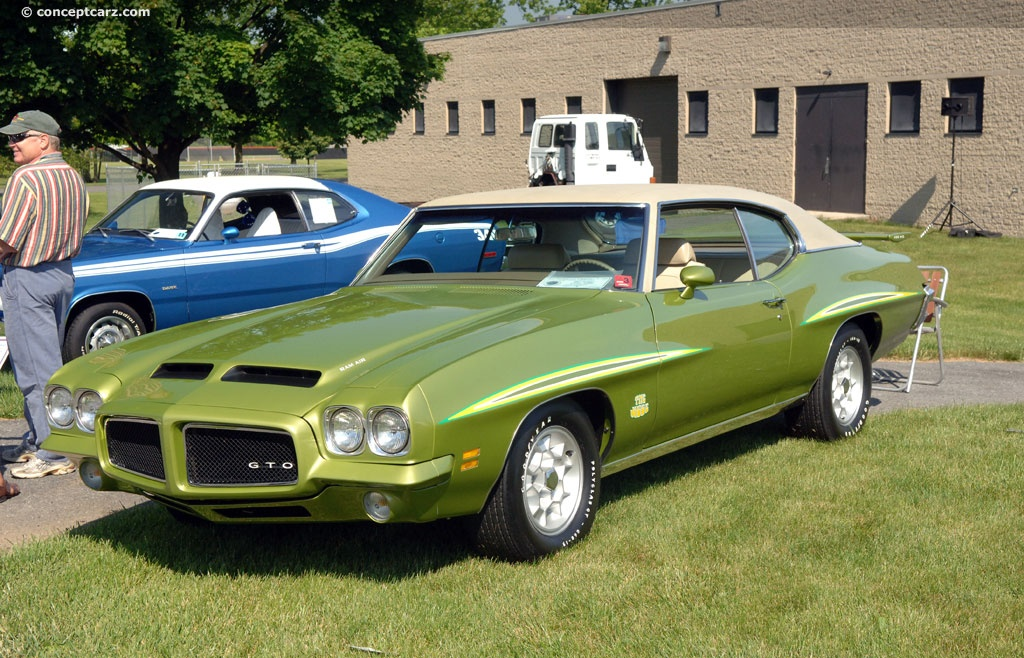 Auction Results And Sales Data For 1971 Pontiac Gto