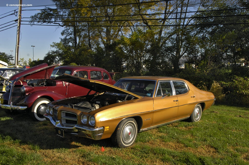 Auction Results And Sales Data For 1972 Pontiac Lemans