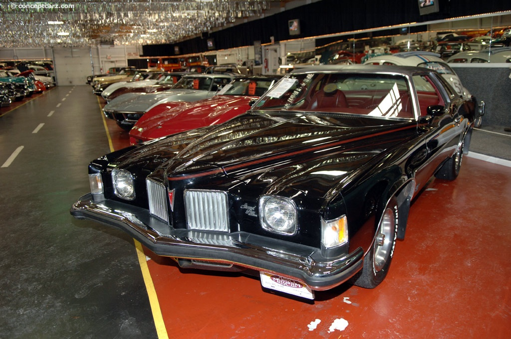 Supercars For Sale >> 1973 Pontiac Grand Prix History, Pictures, Value, Auction Sales, Research and News