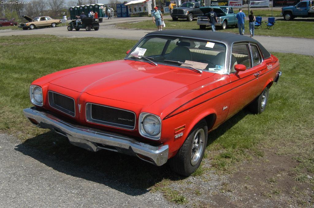 1973 Pontiac Ventura Conceptcarz Com