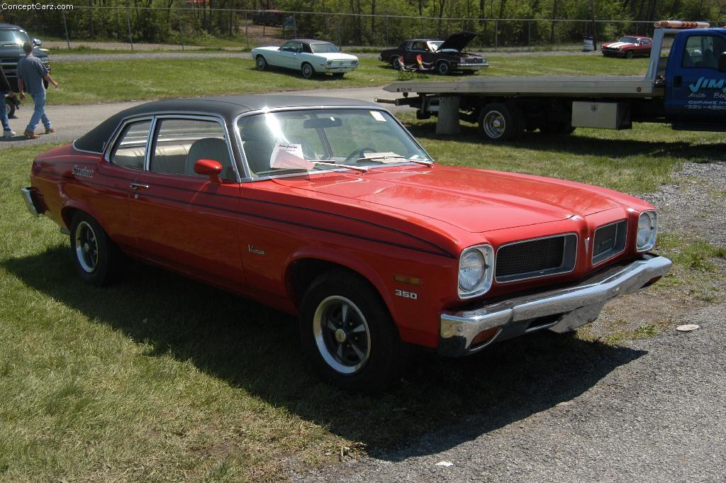 1973 Pontiac Ventura Image Https Www Conceptcarz Com