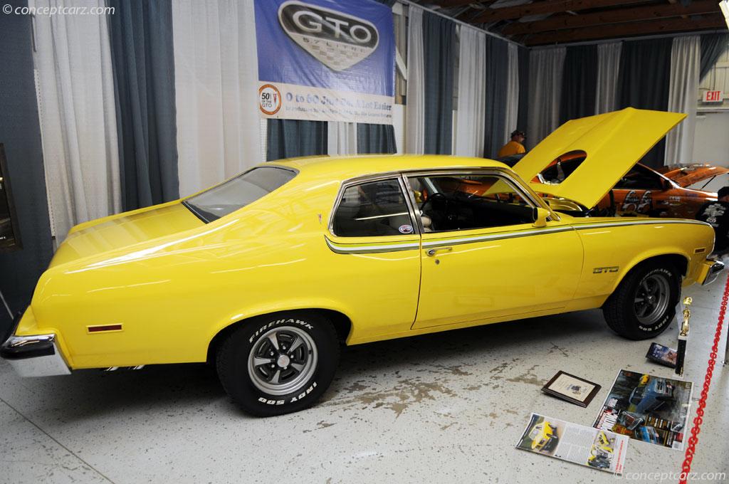 1974 Pontiac Ventura Conceptcarz Com