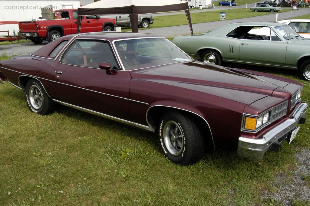 1976 pontiac lemans technical and mechanical specifications. Black Bedroom Furniture Sets. Home Design Ideas