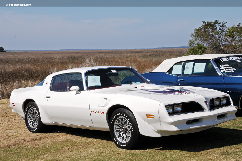 Auction Results And Sales Data For 1977 Pontiac Firebird