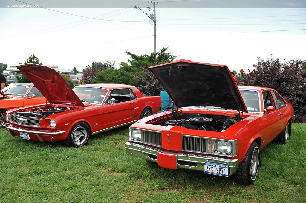Pontiac G Race Car