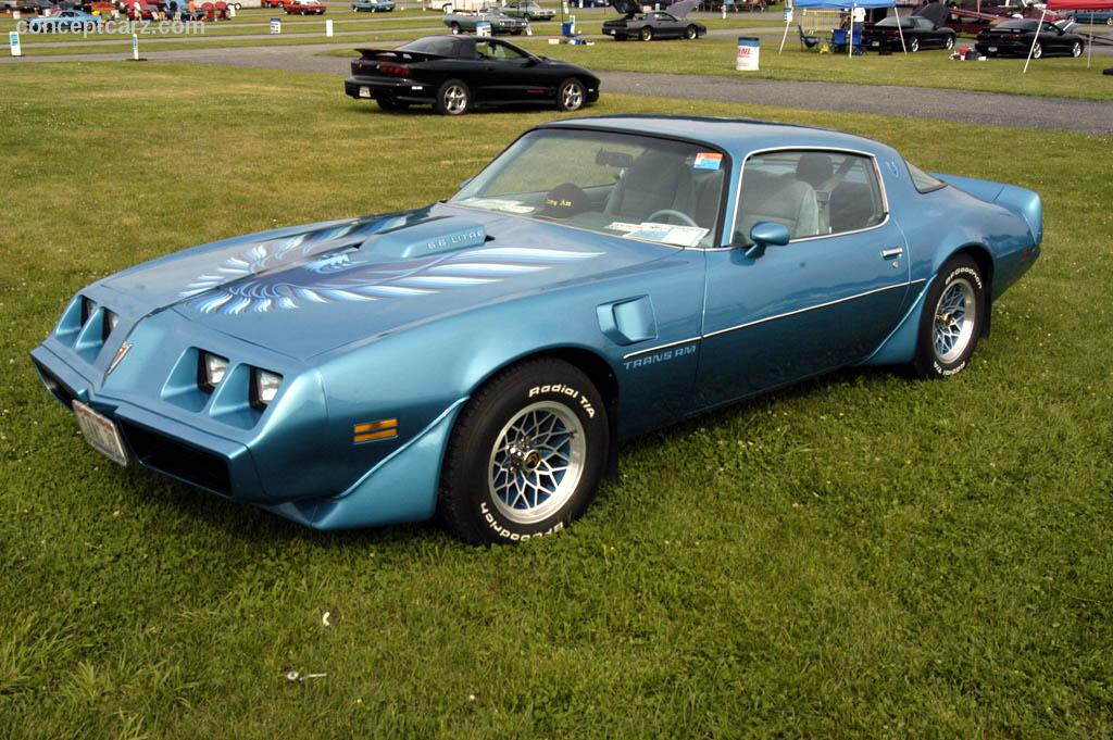 Auction Results and Sales Data for 1979 Pontiac Firebird