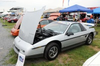 1985 Pontiac Fiero image.