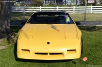 1988 Pontiac Fiero.  Chassis number 1G2PG119XJP223687