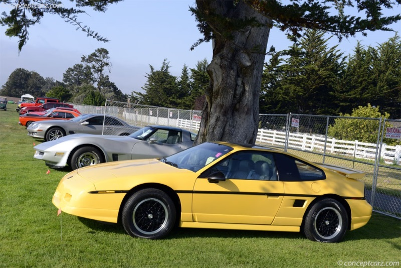 1988 Pontiac Fiero Image Chassis Number 1g2pg119xjp223687