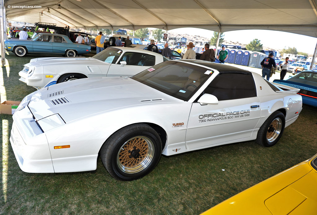 1989 Pontiac Firebird Technical Specifications and data. Engine ...
