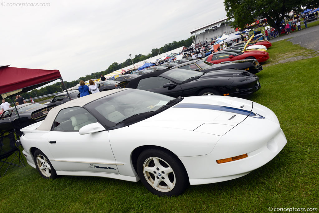 1994 Pontiac Firebird Pictures History Value Research News Conceptcarz