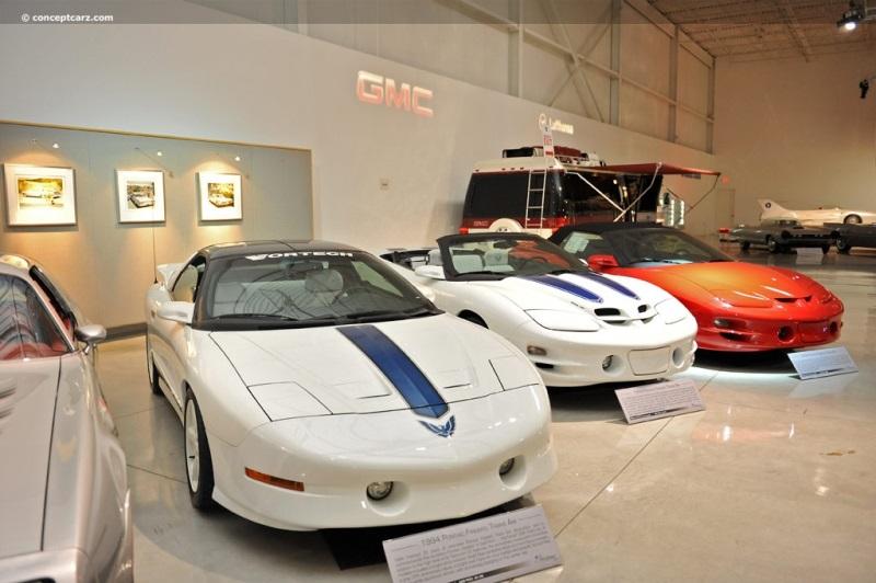 1994 Pontiac Firebird Conceptcarzcom