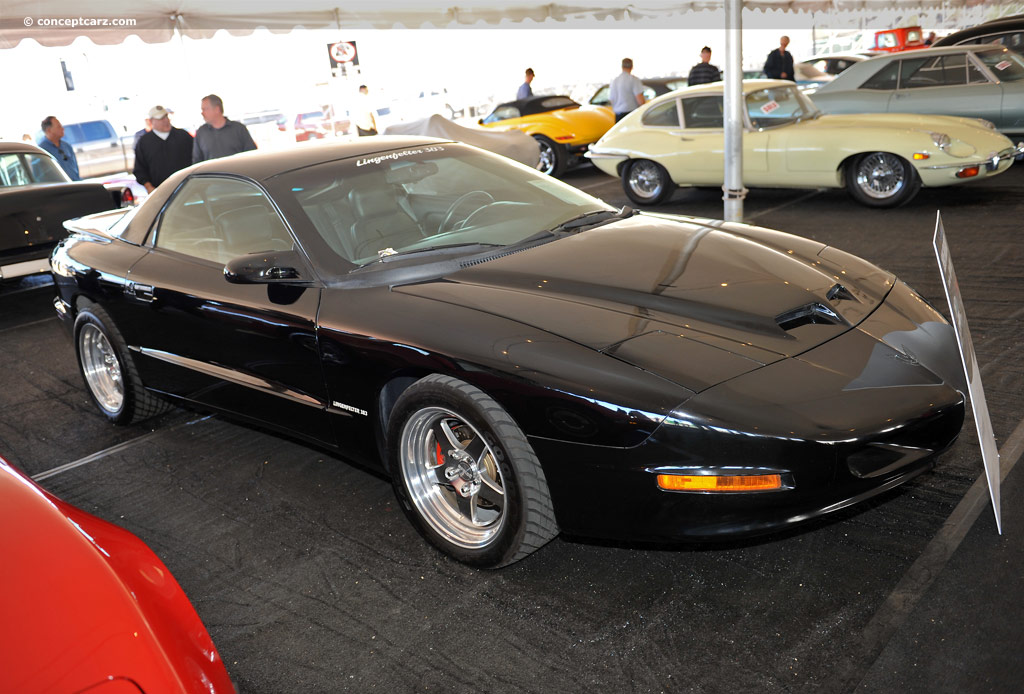 1995 Pontiac Firebird | conceptcarz.com