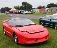 1997 Pontiac Firebird image.
