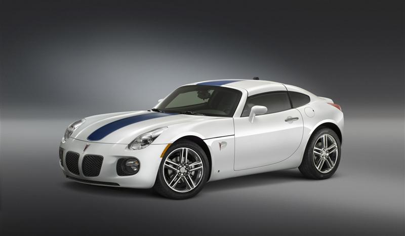 Pontiac Solstice Gxp Coupe Concept Pictures And Wallpaper