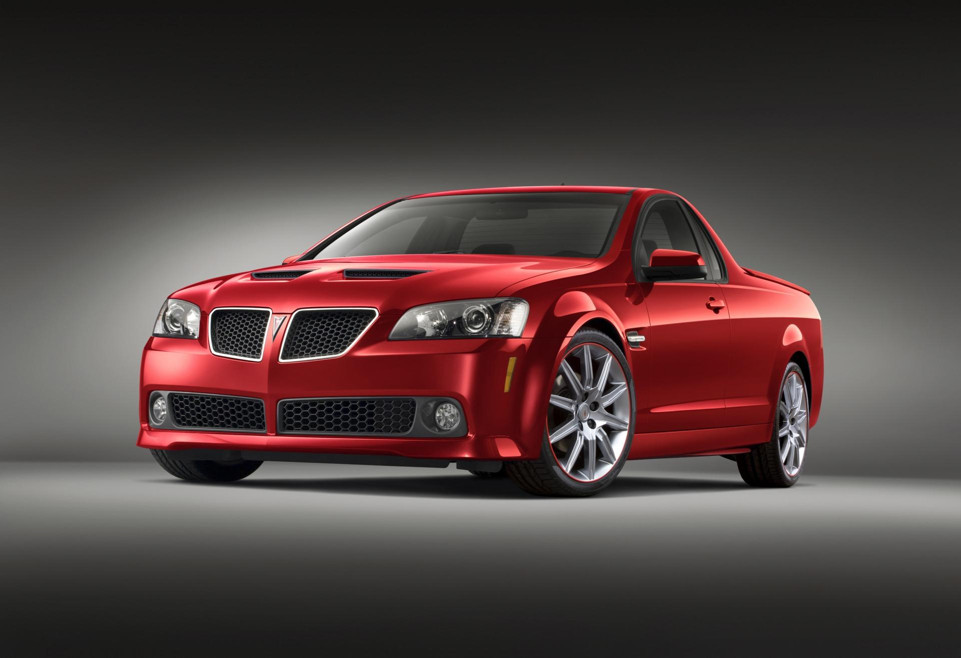 2009 Pontiac G8 St Concept News And Information Research And History Conceptcarz Com