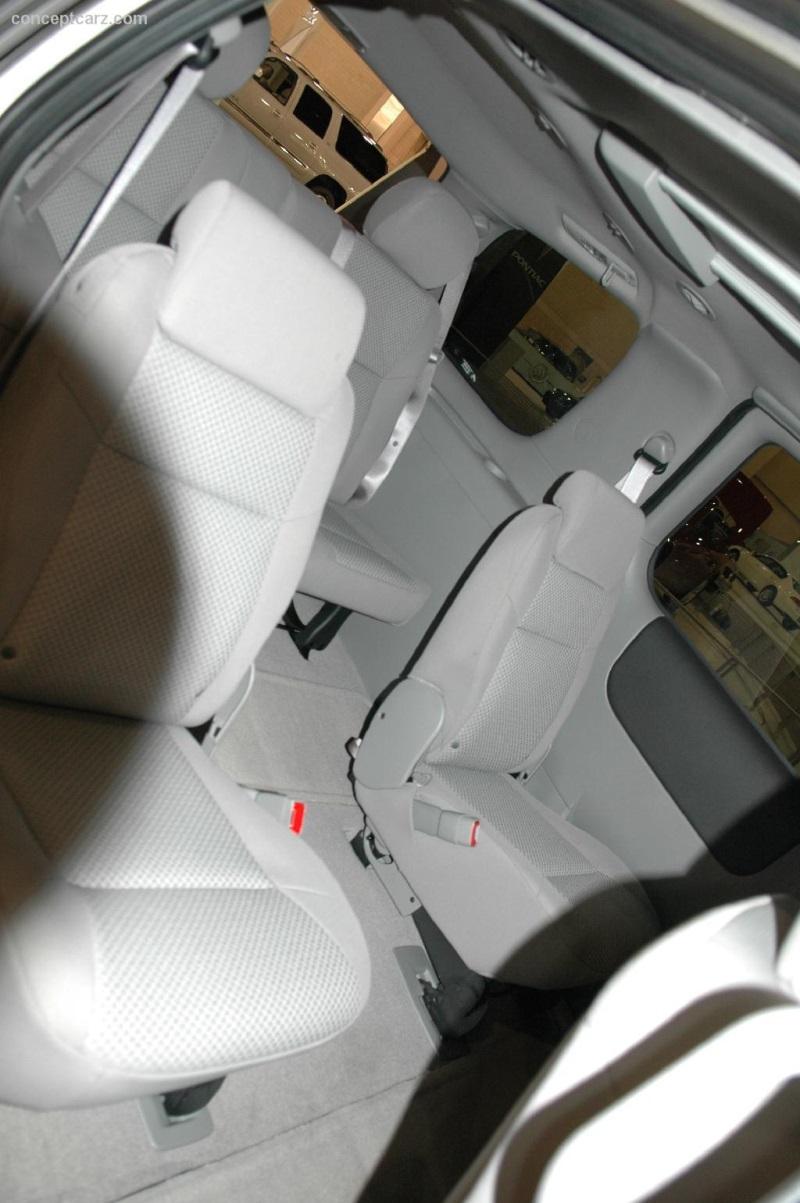 2006 Pontiac Montana Sv6 Conceptcarz Com