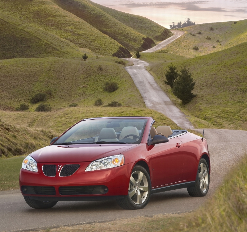 2008 Pontiac G6 News And Information Conceptcarz Com