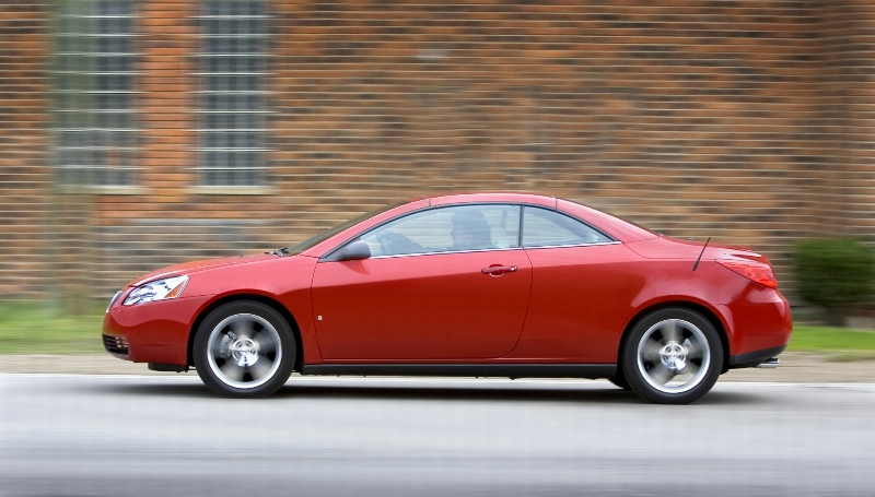 2008 Pontiac G6 News And Information Conceptcarz Com
