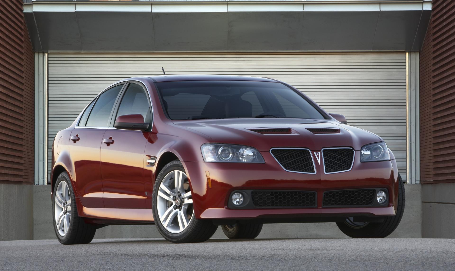 2009 Pontiac G8 News And Information Conceptcarzcom
