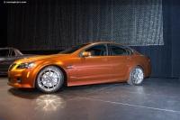 2009 Pontiac G8 GXP image.