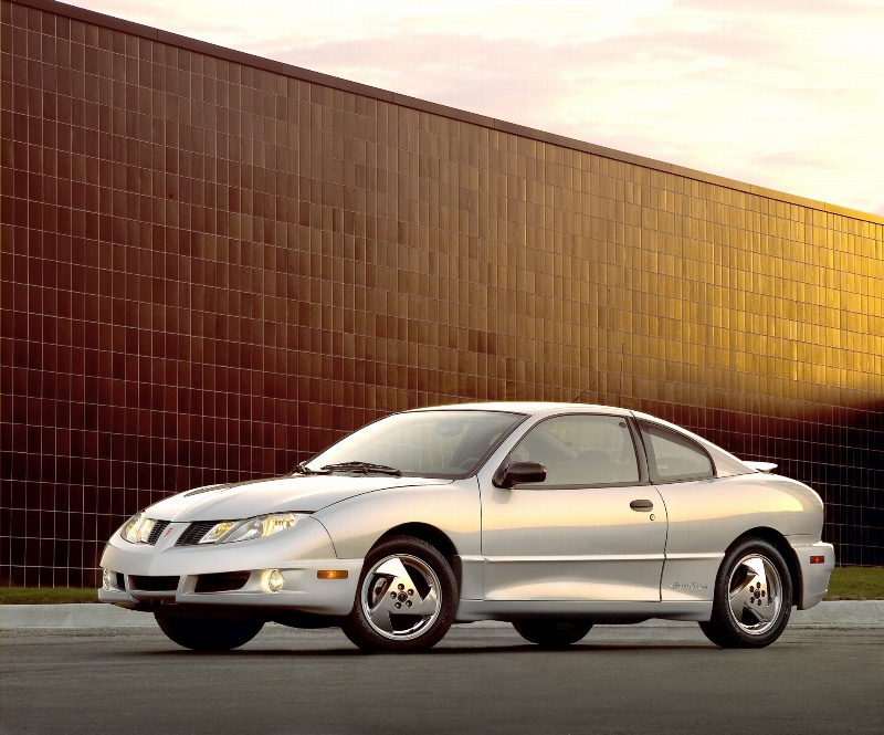2003 Pontiac Sunfire History Pictures Value Auction Sales