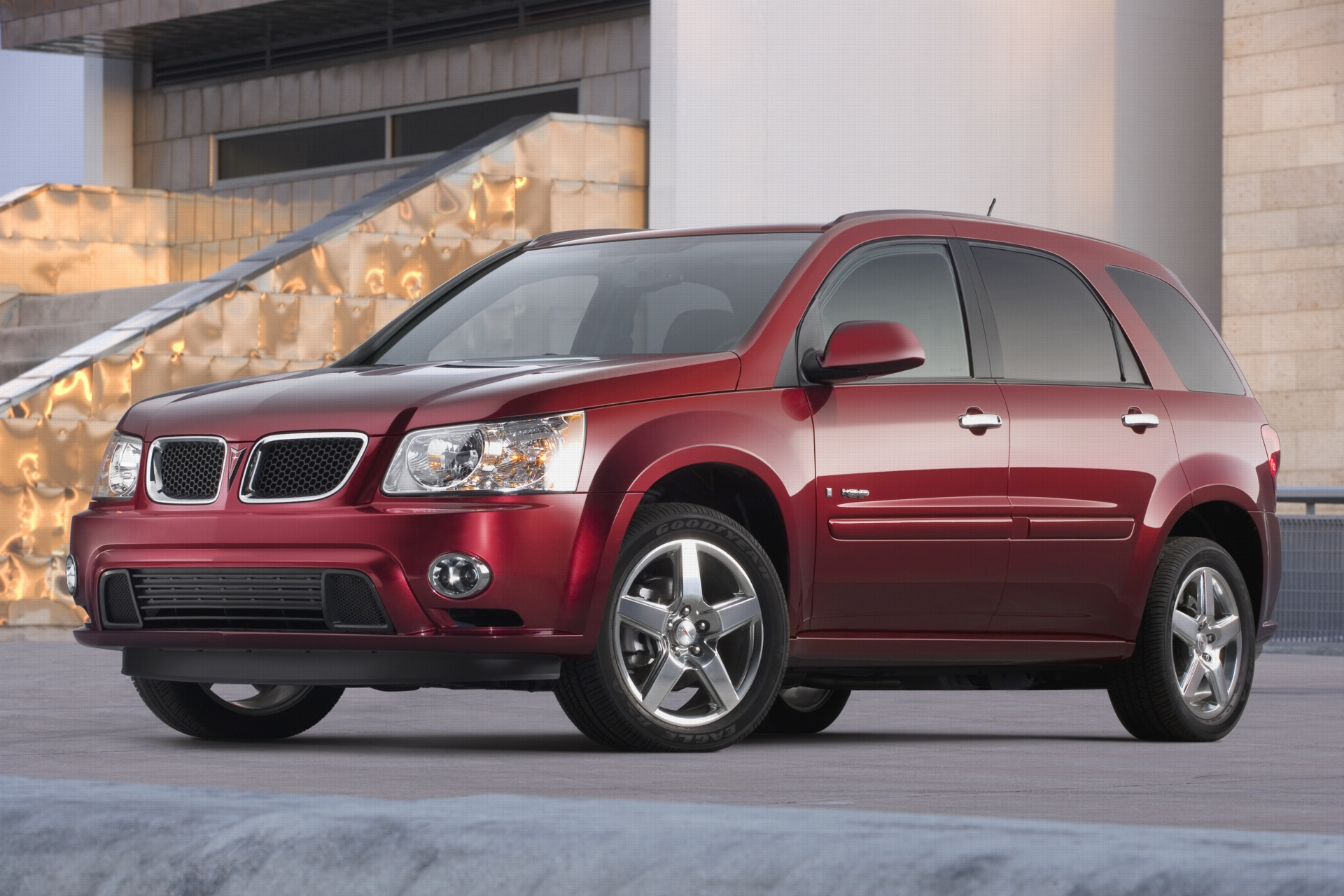 2008 Pontiac Torrent GXP News and Information ...
