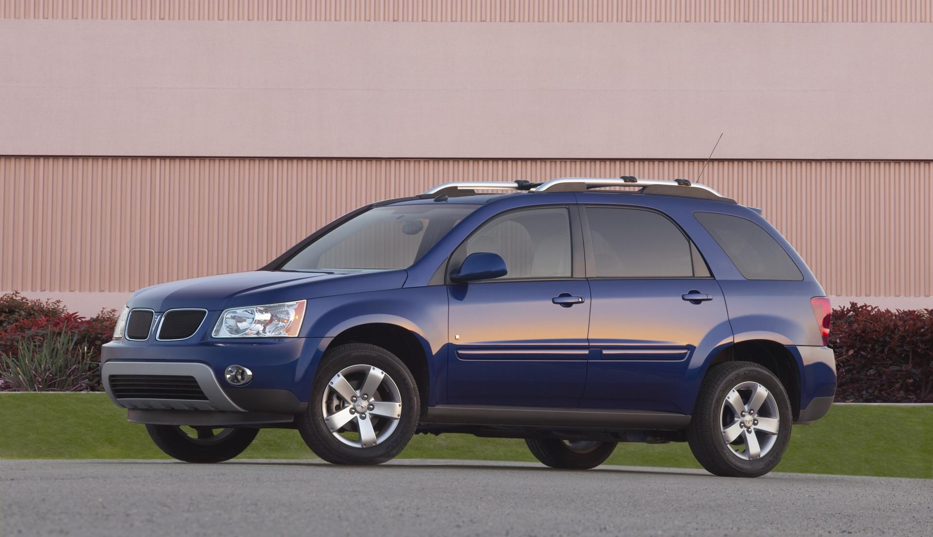 2008 Pontiac Torrent - conceptcarz.com