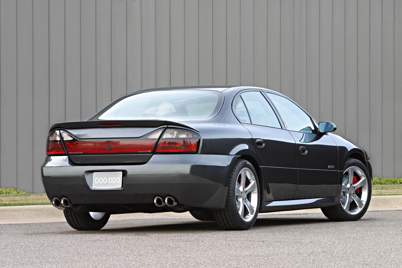 2002 Pontiac Bonneville History Pictures Value Auction Sales