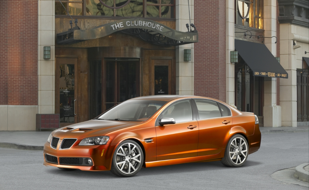 2008 Pontiac G8 Gt Sema Edition News And Information