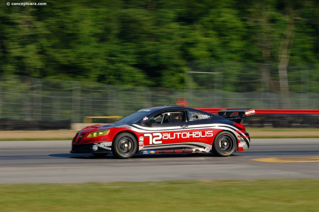 2008 Pontiac G6 Gxp R At The Emco Gears Classic At Mid Ohio