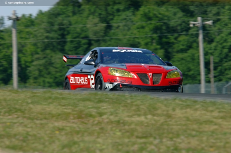 2008 Pontiac G6 Gxp R Chassis Information