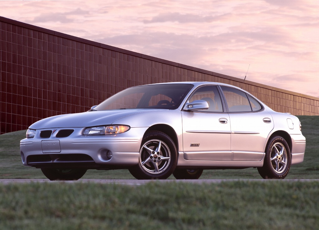 2003 Pontiac Grand Prix Pictures History Value Research