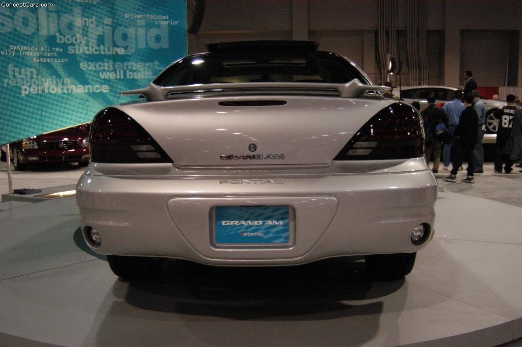 2003 Pontiac Grand Am Conceptcarz Com