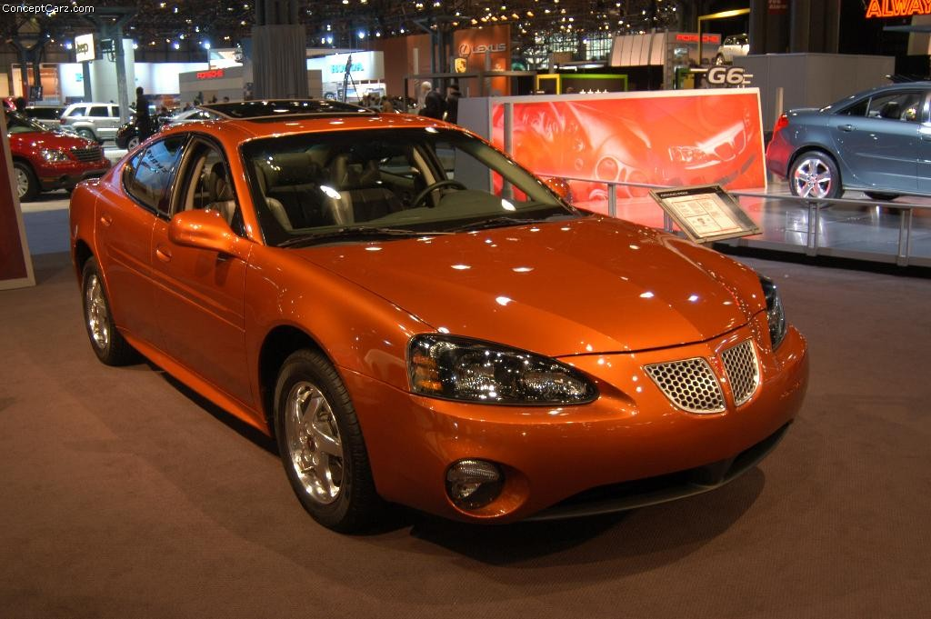 2004 Pontiac Grand Prix Image Photo 29 Of 42