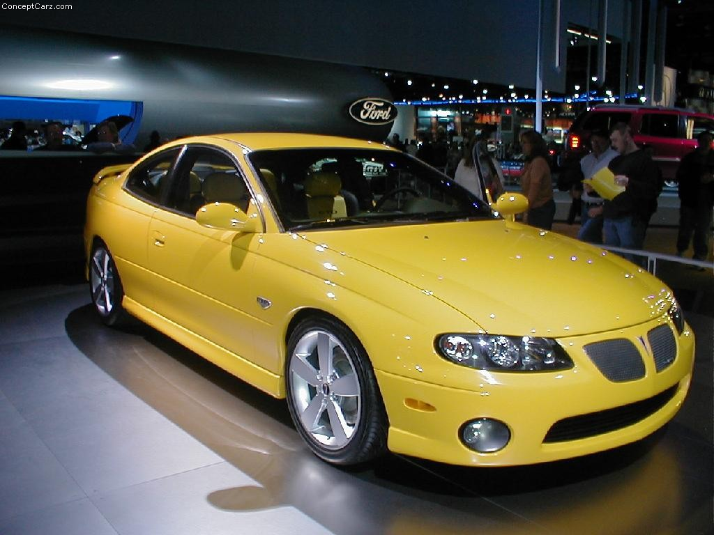 Auction Results And Sales Data For 2004 Pontiac Gto