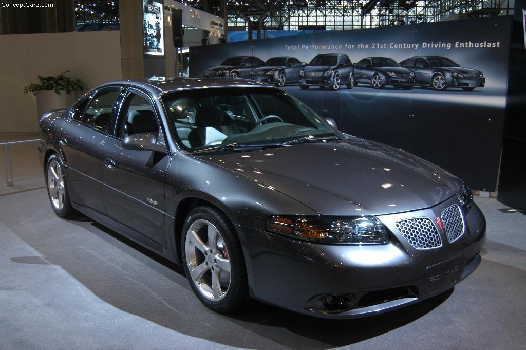 2003 Pontiac Bonneville Gxp Image Https Www Conceptcarz