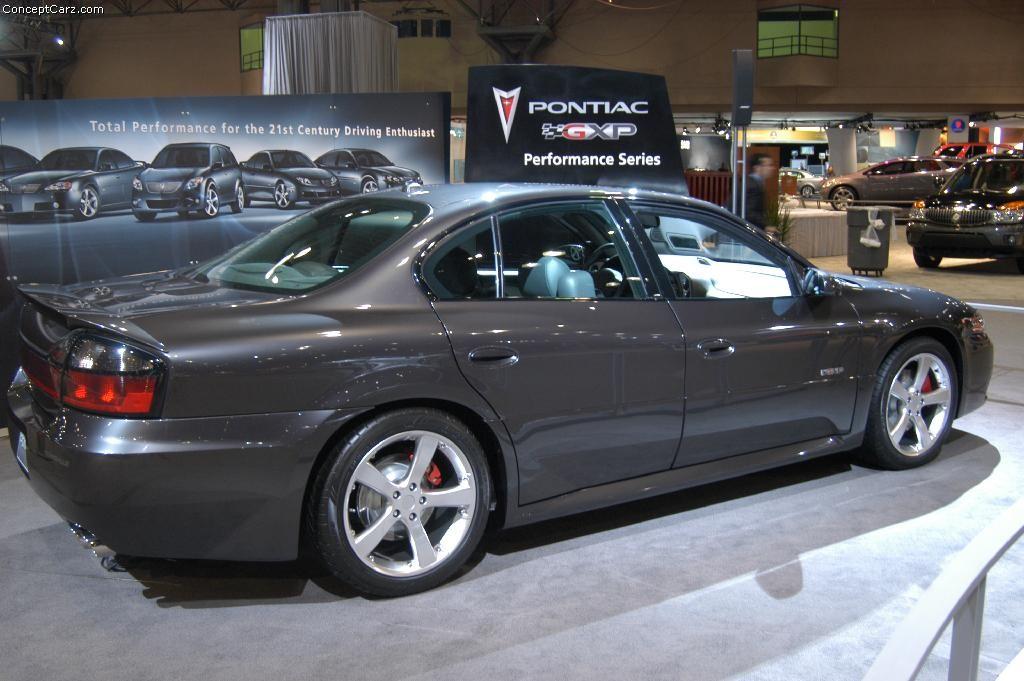 2003 Pontiac Bonneville Gxp Image Https Www Conceptcarz Com Images Pontiac Pontiac Gxp Nayc