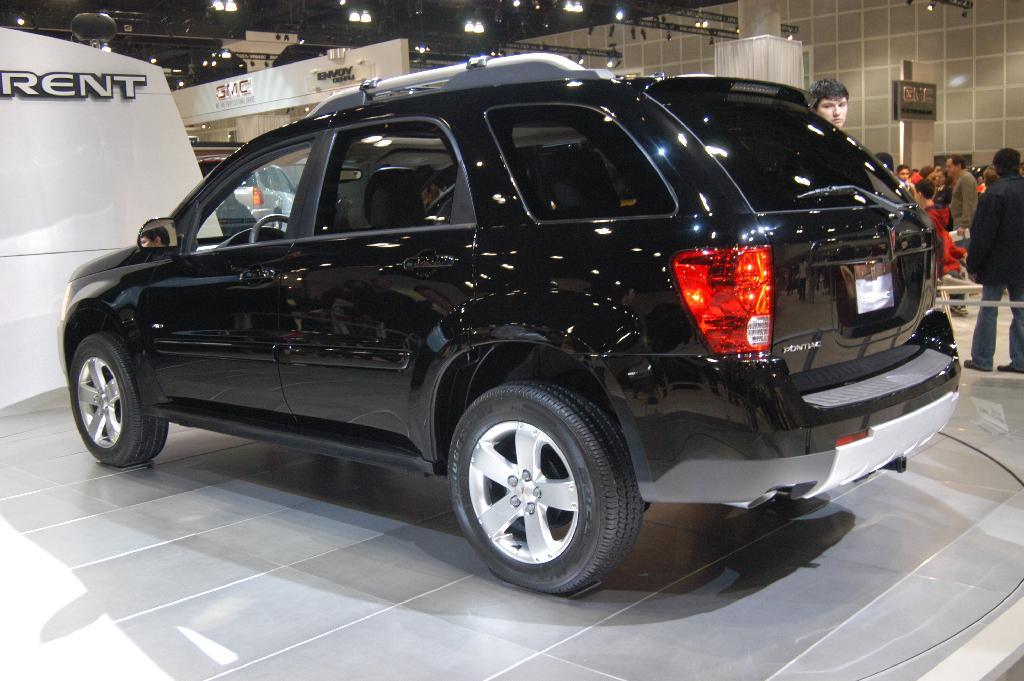 2006 Pontiac Torrent Image. https://www.conceptcarz.com ...
