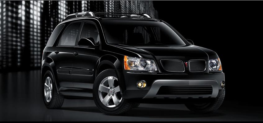 2007 Pontiac Torrent History Pictures Value Auction