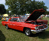 Chassis information for Pontiac Catalina