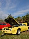 Chassis information for Pontiac Firebird Trans Am