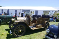 1910 Pope-Hartford Model T.  Chassis number 7037