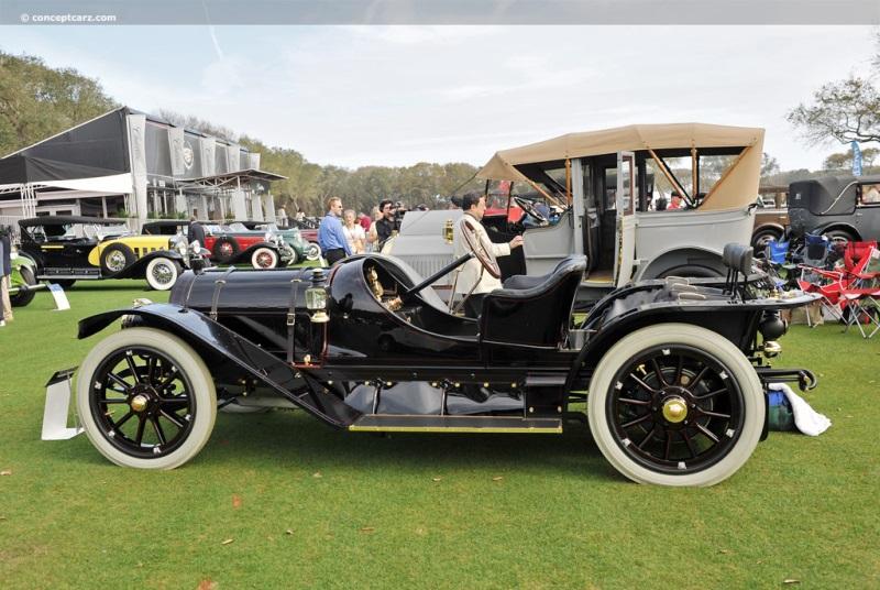 1911 Pope-Hartford Model W