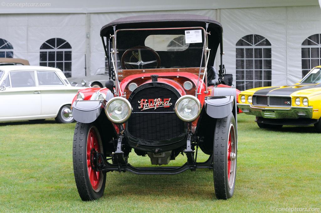 1913 Pope-Hartford Model 31