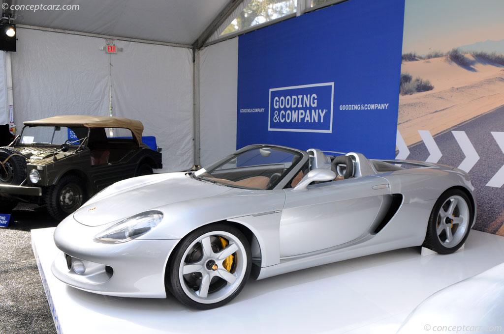 2000 carrera gt prototype