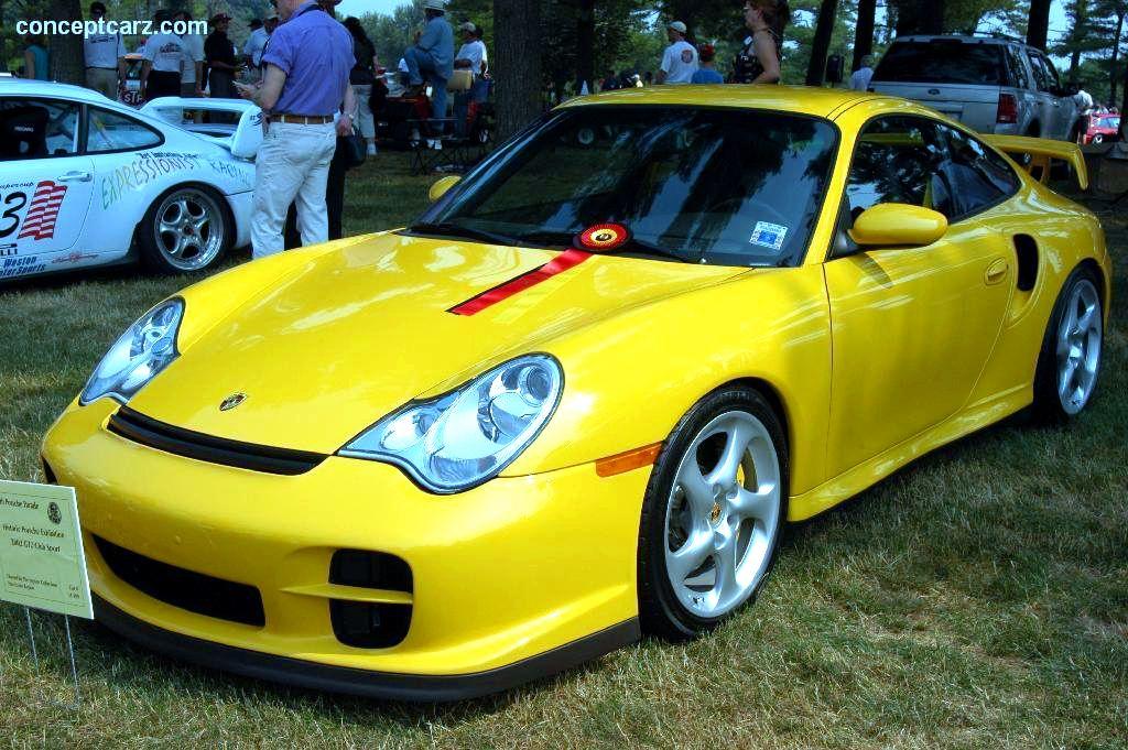 2002 porsche 911 gt2 for sale