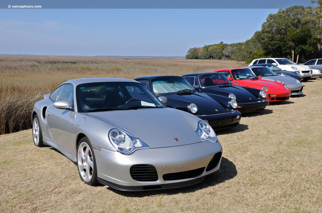 Auction Results And Sales Data For 2003 Porsche 911