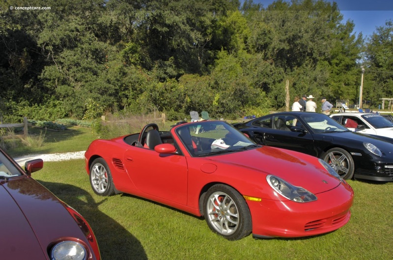 2003 Porsche Boxster Image. Photo 4 of 19