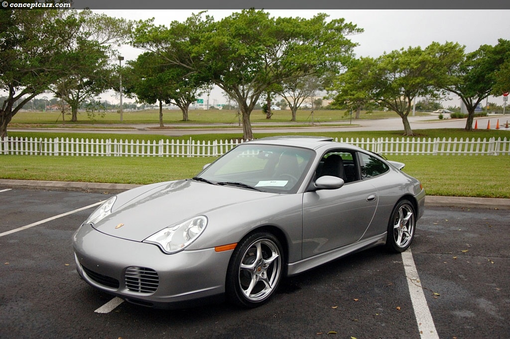 auction results and sales data for 2004 porsche 911